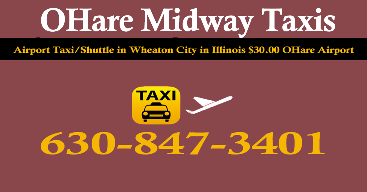how to get a taxi at o hare