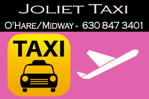 Taxi To/From O'Hare from Joliet Taxi